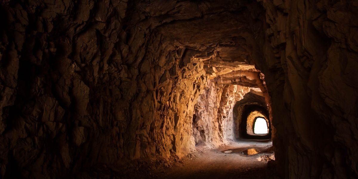 Descubren dos túneles en frontera de México con EE.UU.