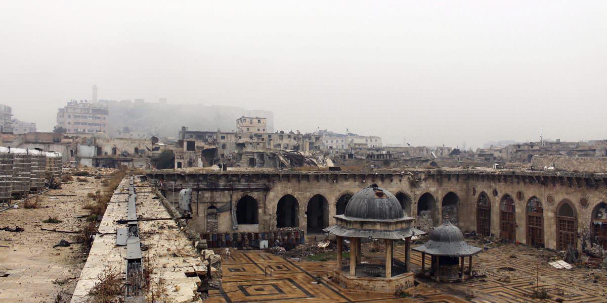 Aleppo: aseguran ha colapsado el cese al fuego