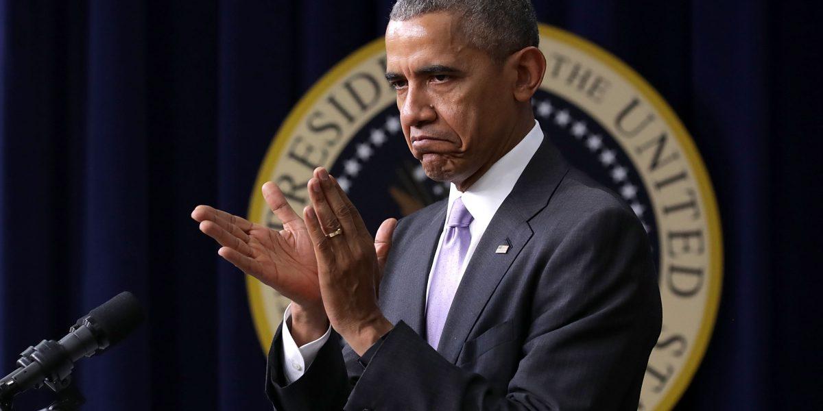 Obama: gracias por nada
