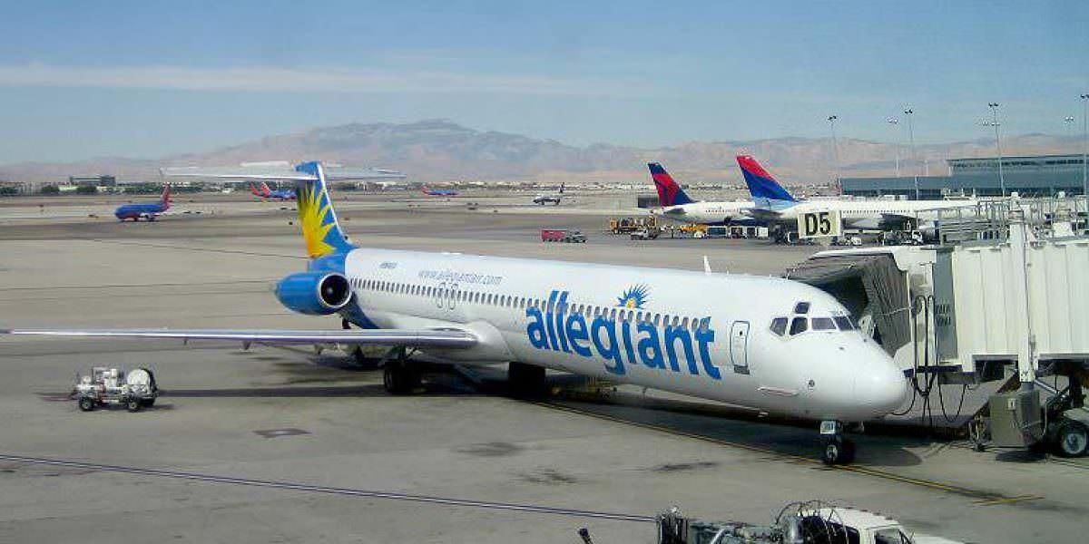 Llega Allegiant Air con nuevas opciones de vuelos entre EE.UU. y P.R.