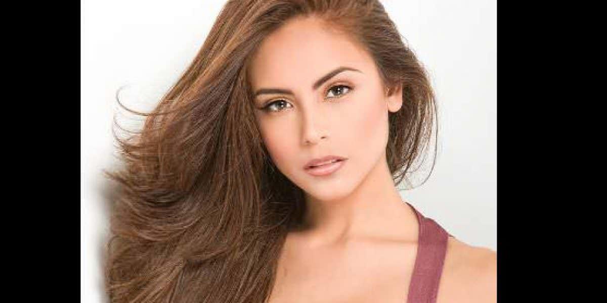 Brenda Azaria aparece en portal de Miss Universo