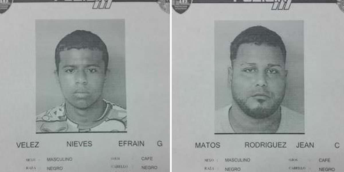 Preso dúo detenido por drogas en residencial de Mayagüez