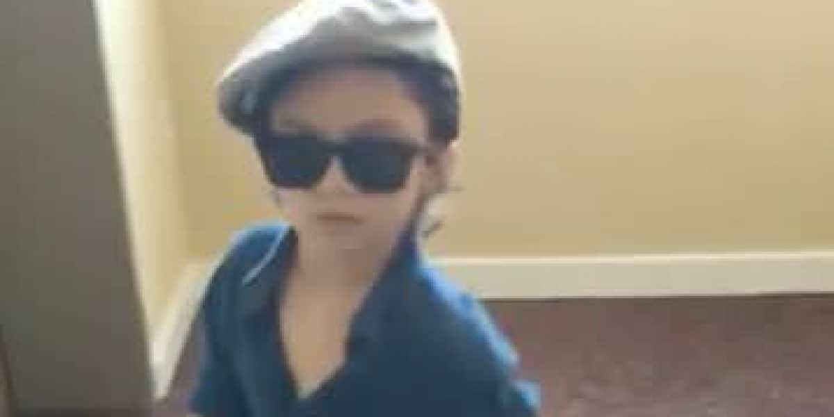 Hijo de Zuleyka Rivera se luce bailando reguetón