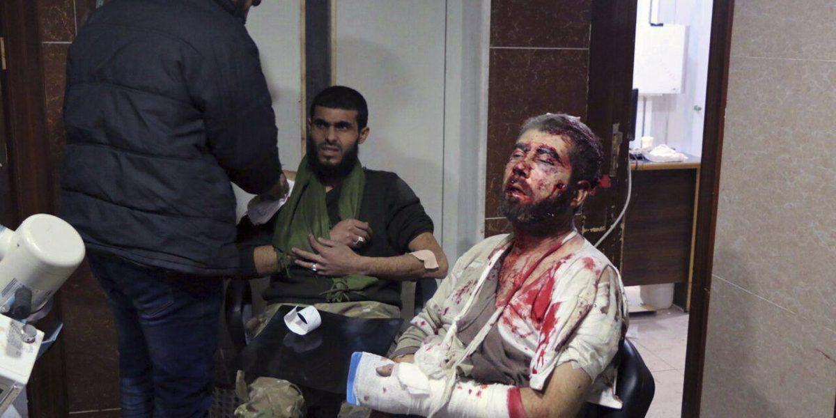 Alepo: crisis humanitaria en zona de guerra