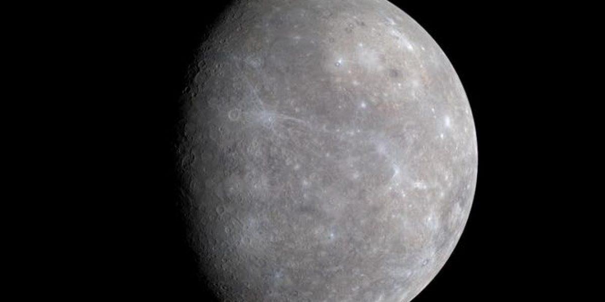 Mercurio será visible al atardecer durante los próximos días