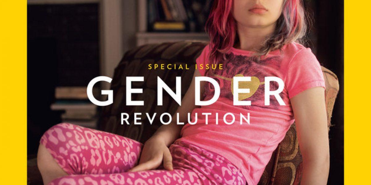 National Geographic hace historia con niña transgénero en portada