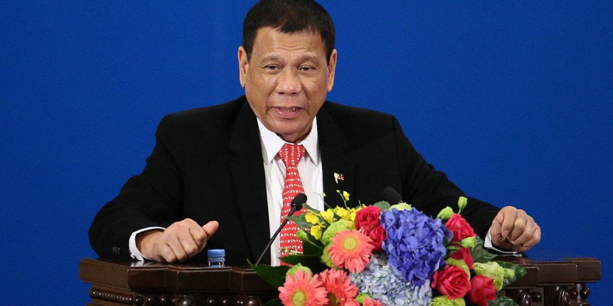 Duterte: