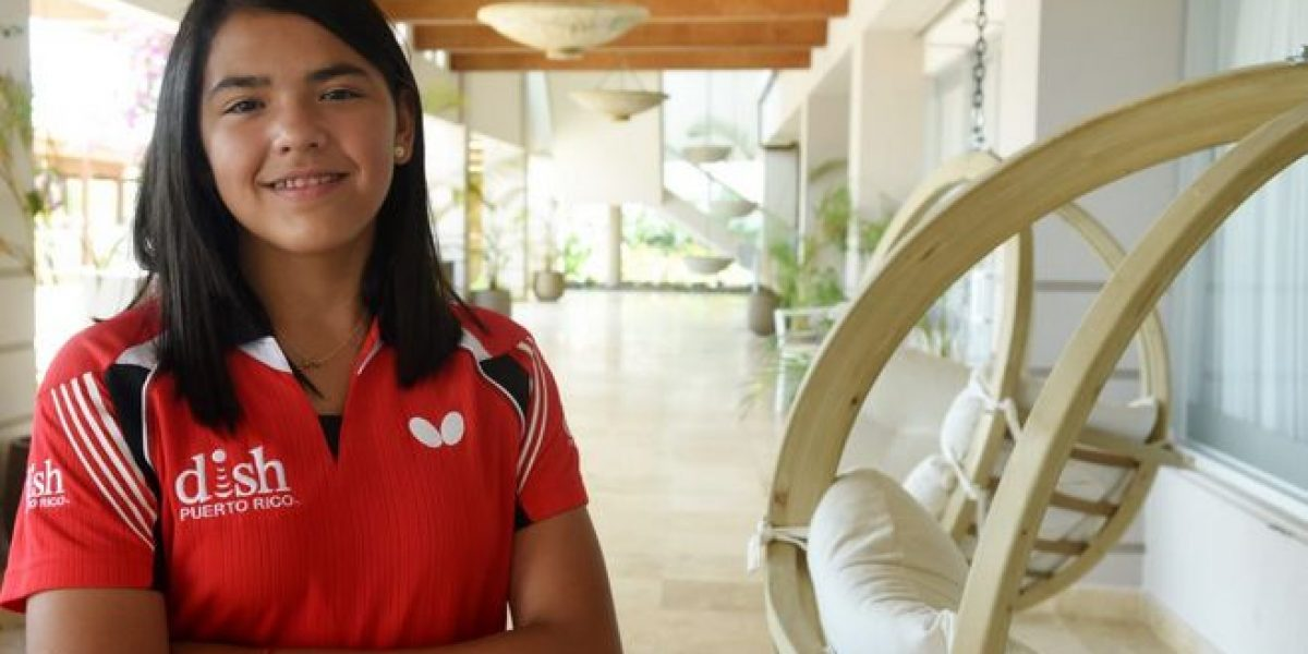 Adriana Díaz campeona del US Open de tenis de mesa