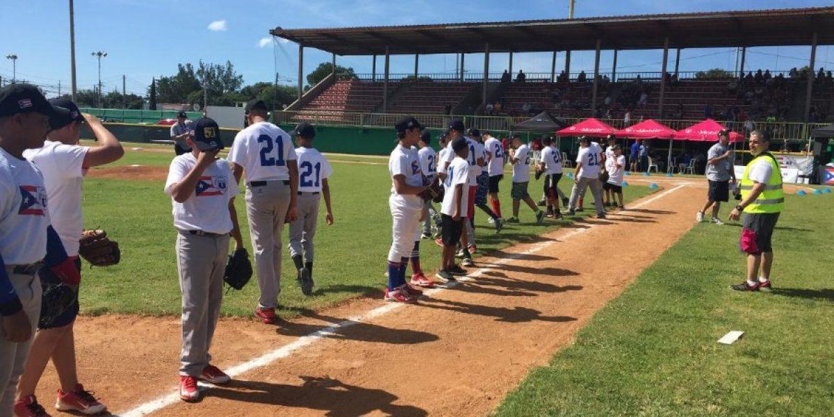 Fotos: Exitoso evento de Peloteros por Puerto Rico