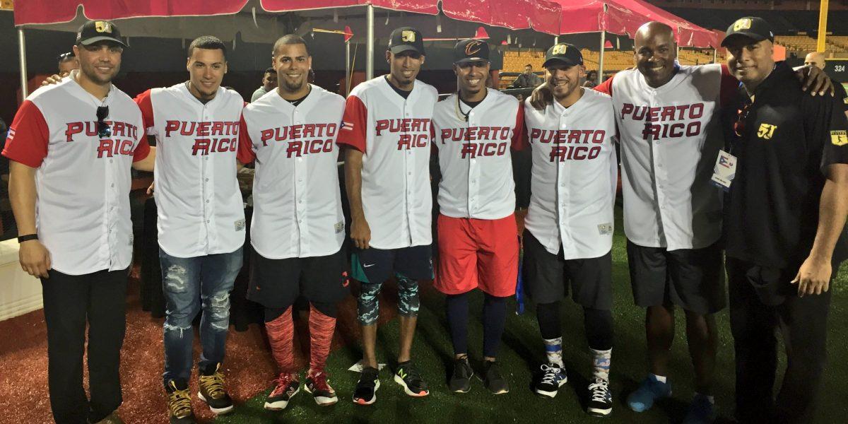 Puerto Rico exhibe su uniforme para el Clásico