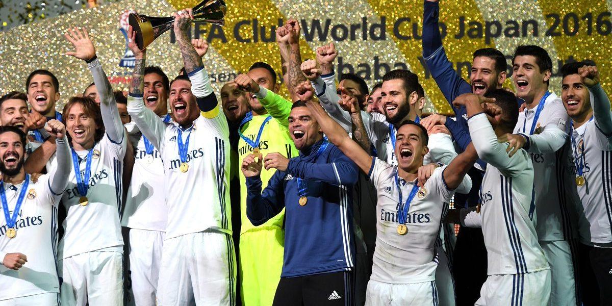 Real Madrid, campeón del Mundialito