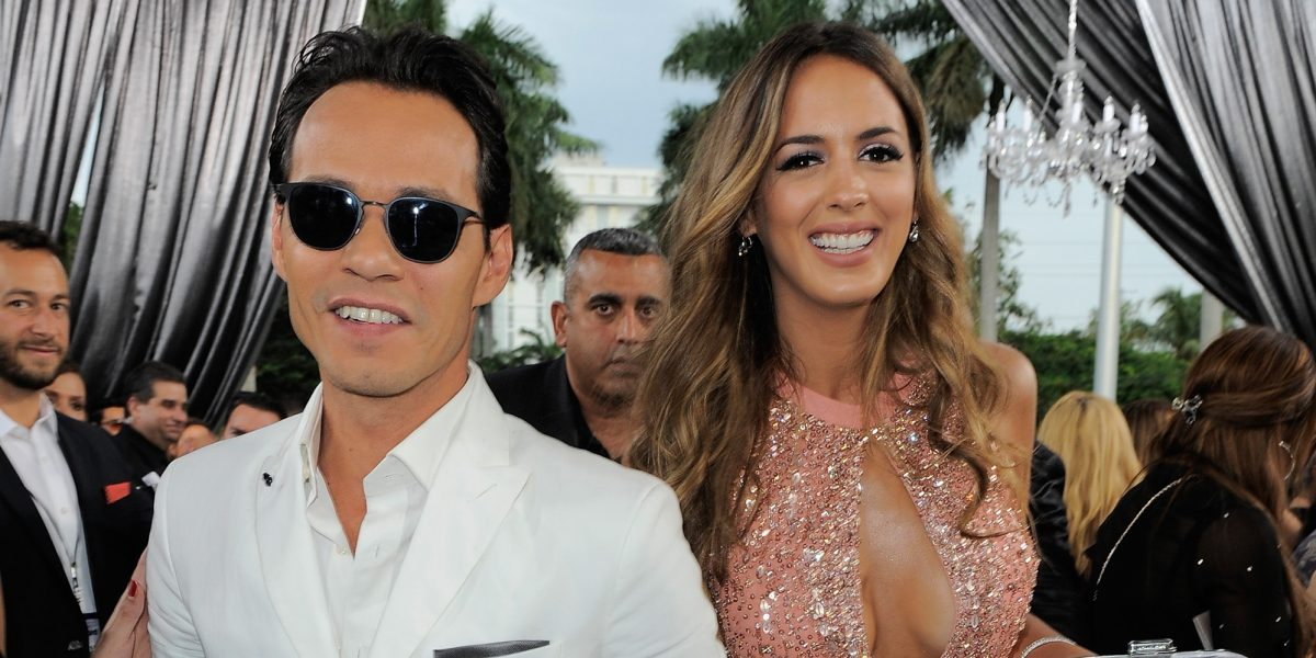Finalmente, se divorcian Marc Anthony y Shannon de Lima