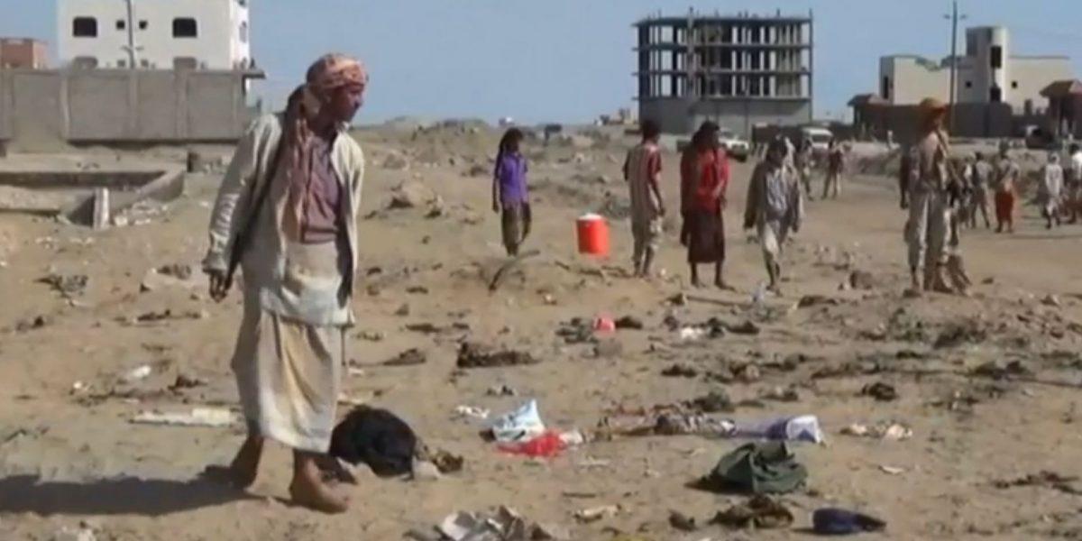 Atentado suicida en base militar de Yemen: 30 muertos