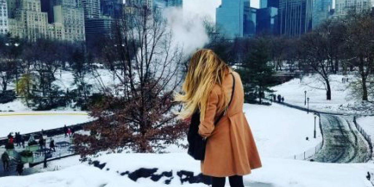 Fotos: Las espectaculares vacaciones de Gredmarie en Nueva York