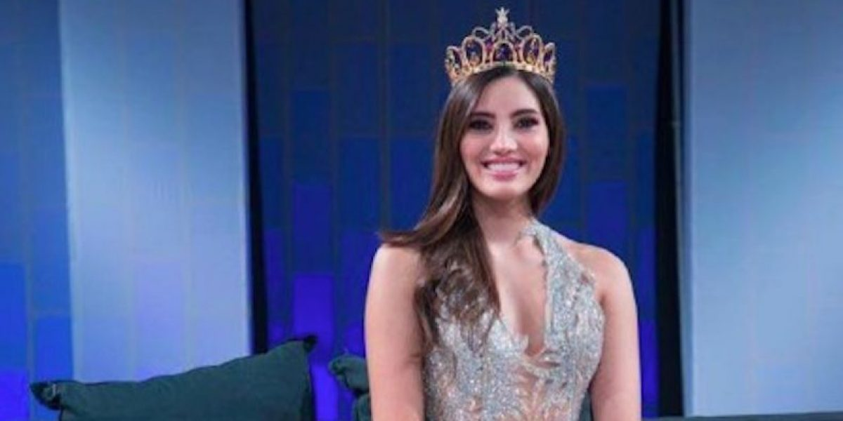 Stephanie del Valle trae a Puerto Rico segunda corona de Miss Mundo