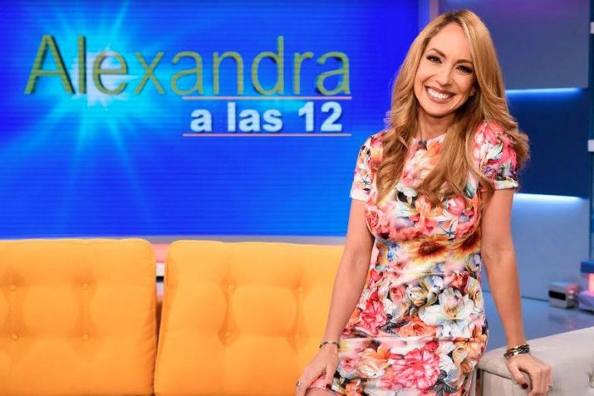 Alexandra Fuentes.. Imagen Por: