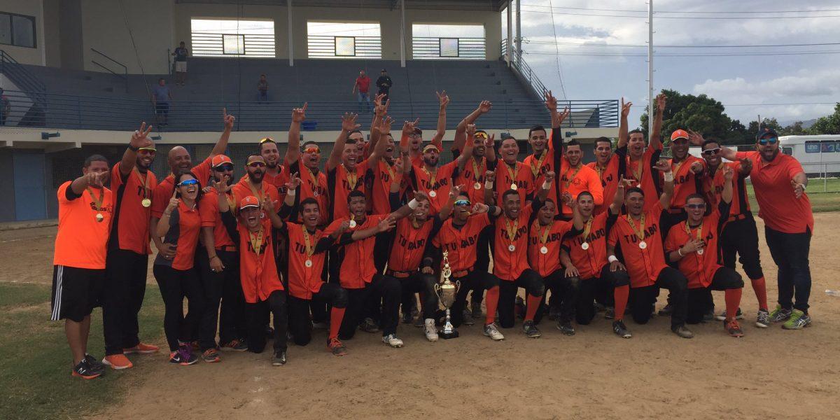 Taínos del Turabo se coronan campeones del béisbol LAI