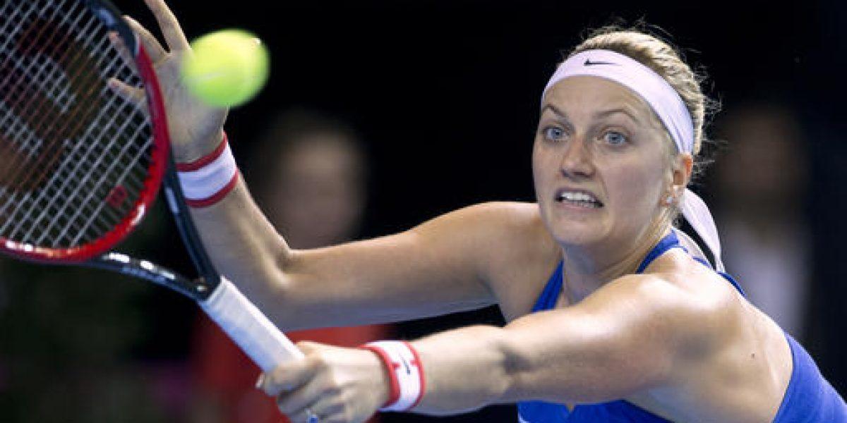 Petra Kvitova sale de exitosa operación tras ataque