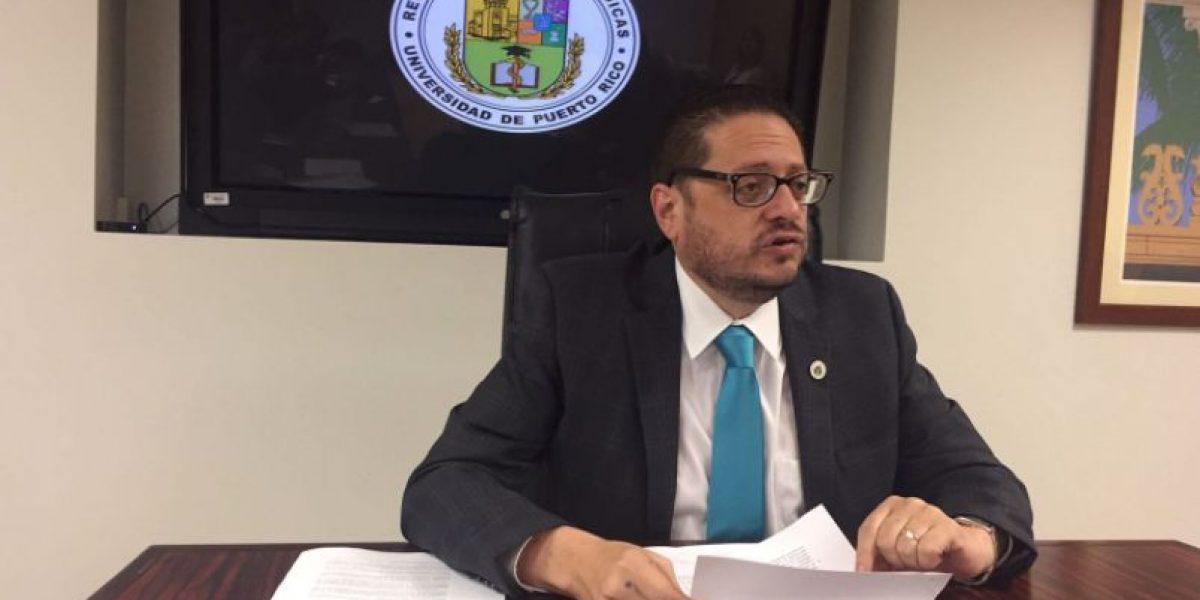 UPR determina que no hubo ilegalidad en contratación de Rosselló