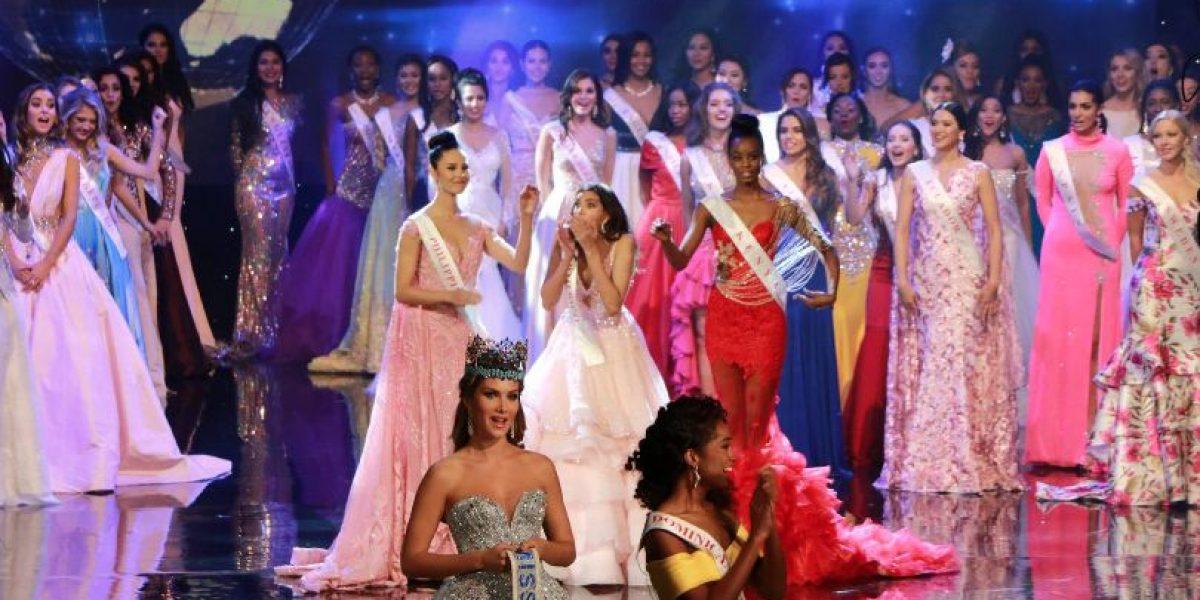 Desatados fans filipinos por coronación de P.R. en Miss Mundo
