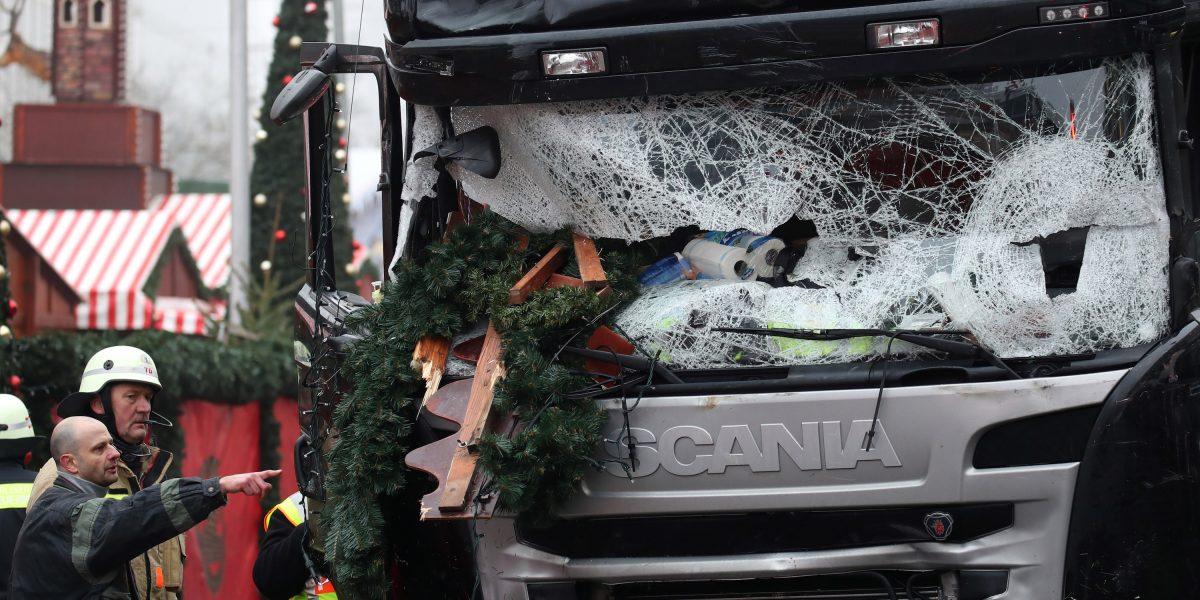 Estado Islámico se adjudica ataque en mercado navideño en Berlín