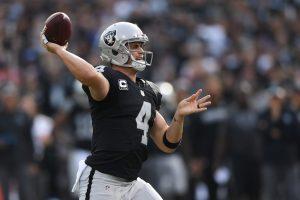Raiders y Falcons dominan las selecciones de Pro Bowl
