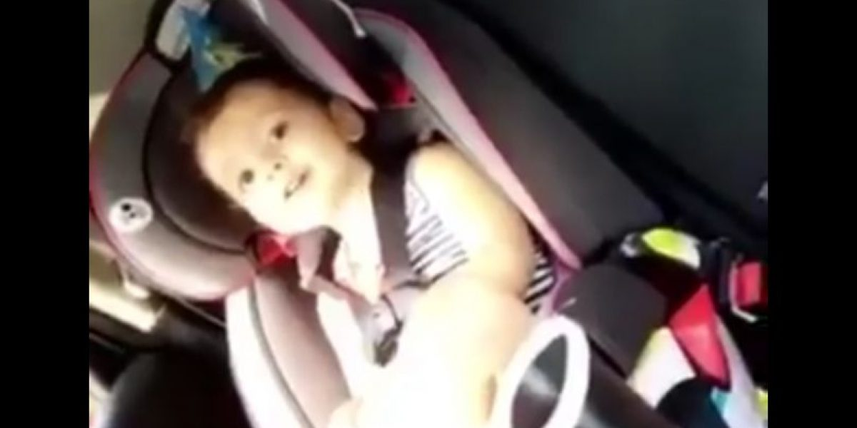 Niña se hace viral cantando éxito de Daddy Yankee y Nicky Jam