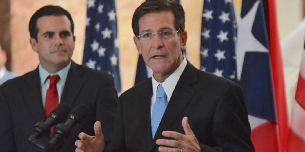 Secretario designado de Estado viaja a reunión con vicegobernador de Florida