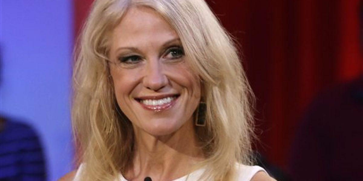 Kellyanne Conway trabajará en presidencia Trump