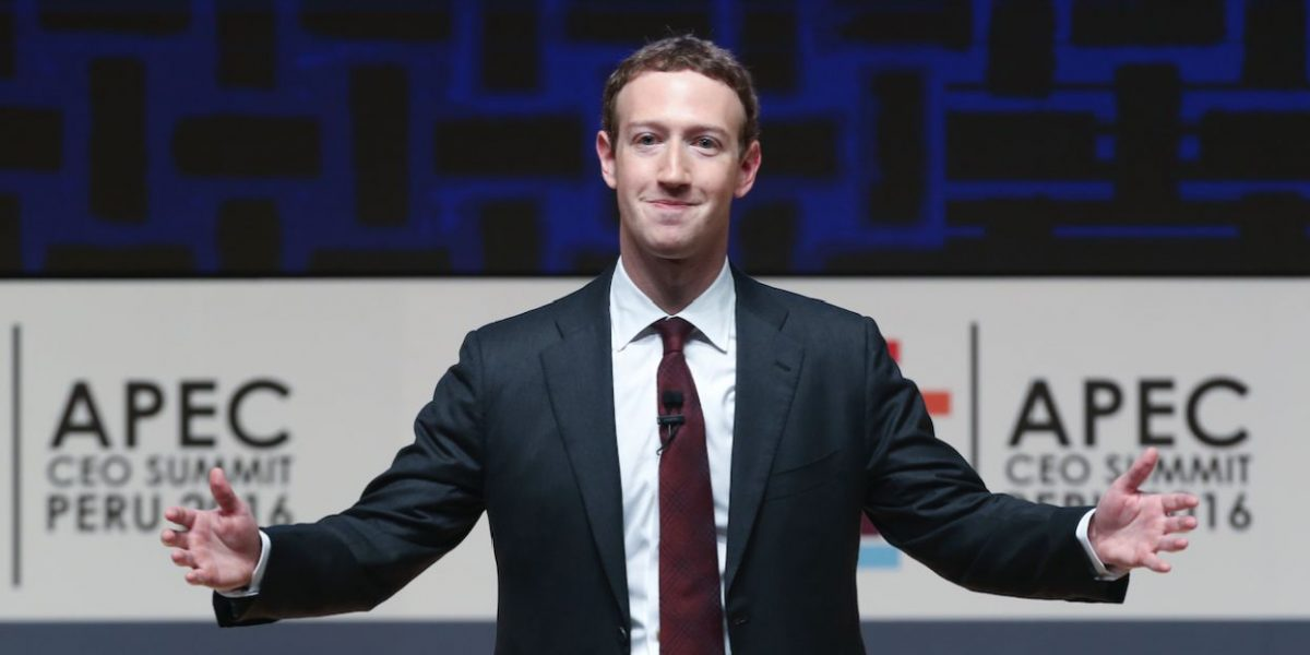 Mark Zuckerberg muestra su asistente con inteligencia artificial