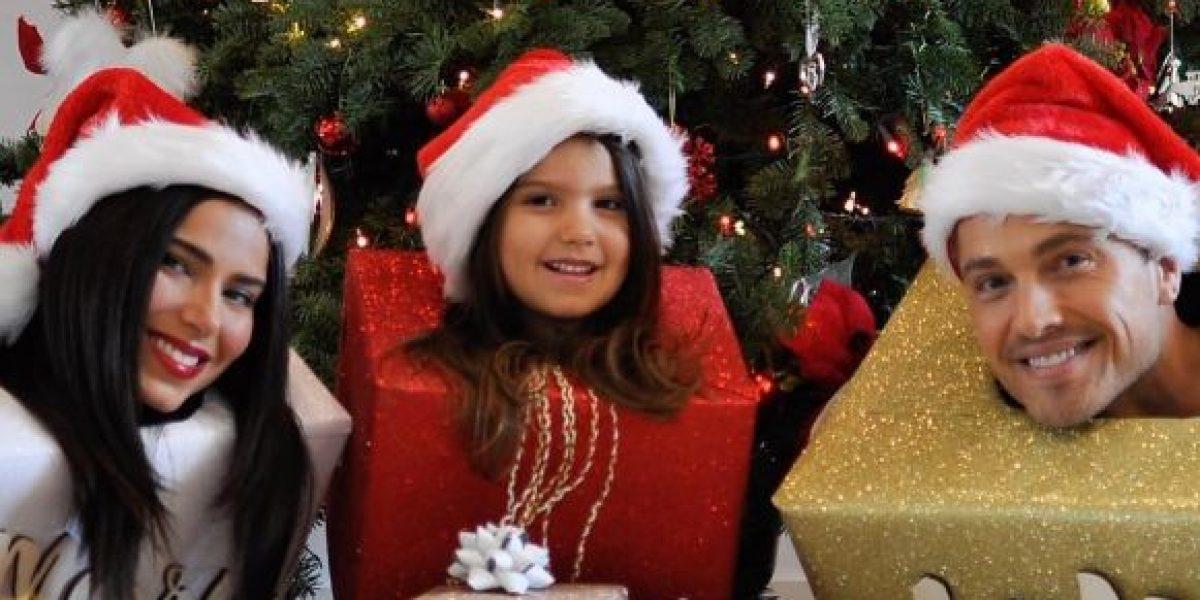 Roselyn Sánchez comparte divertida foto familiar de Navidad