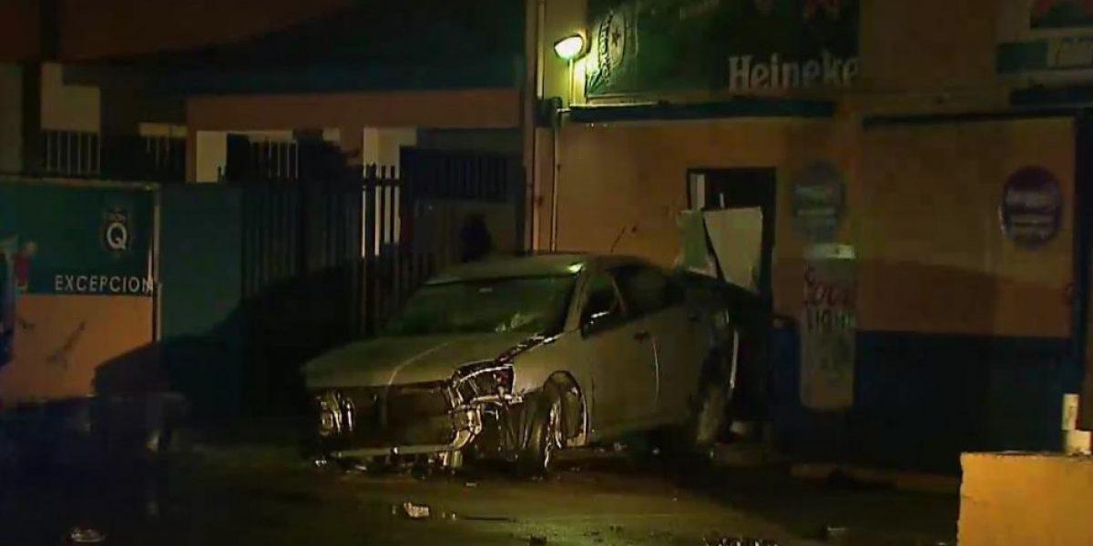 Muere hombre tras impactar colmado en Santurce