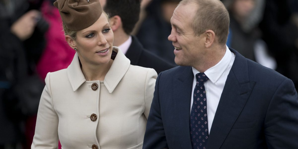 Pierde embarazo nieta de reina de Inglaterra