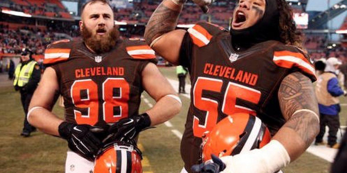 Regalo de Navidad: Browns logran su 1er triunfo