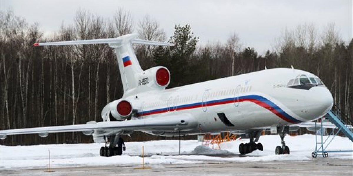 Avión ruso se estrella con 92 personas a bordo