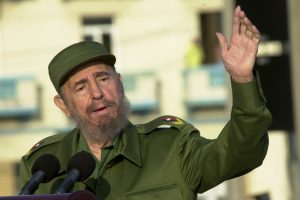 Muere hermana menor de Fidel Castro