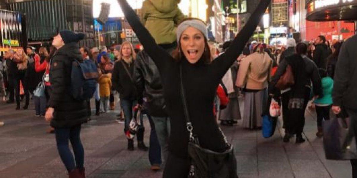 Fotos: Jessica Serrano se va de vacaciones a Nueva York