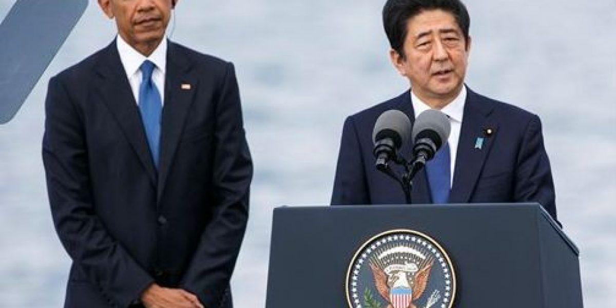 Shinzo Abe ofrece