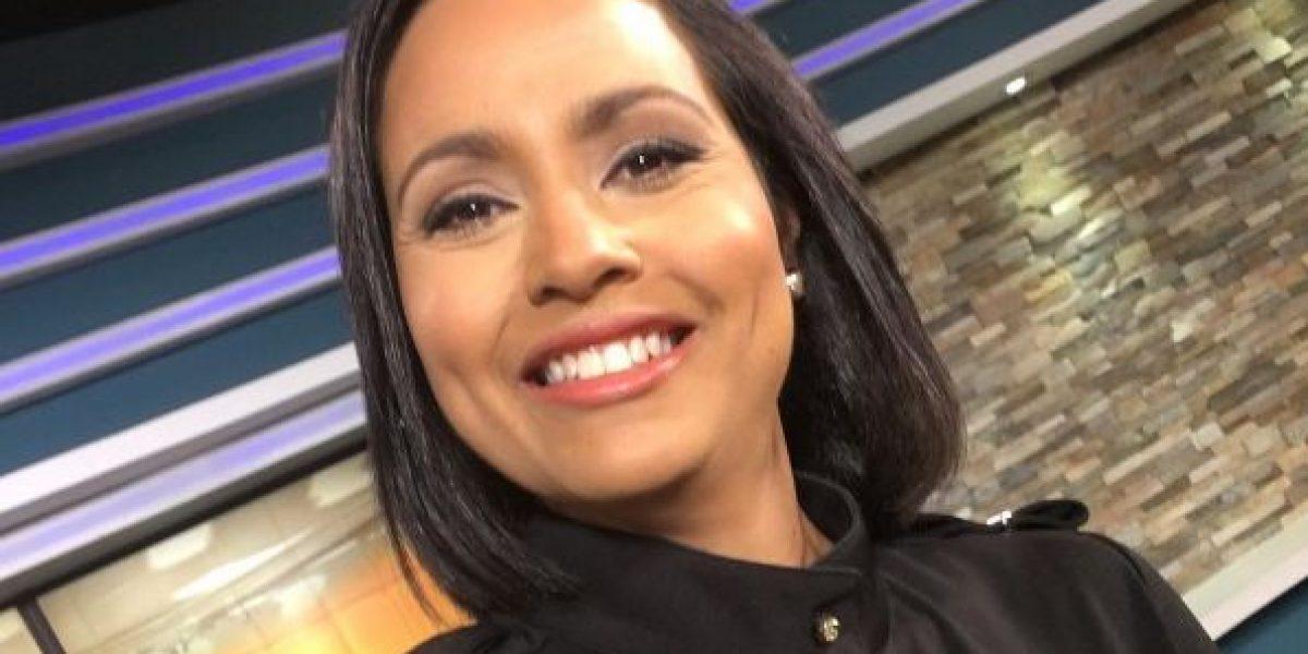 Keylla Hernández pide oración para Piti Gándara