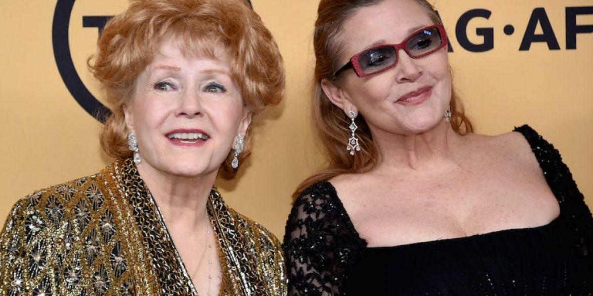 """""""Quiero estar con Carrie"""", las últimas palabras de Debbie Reynolds"""