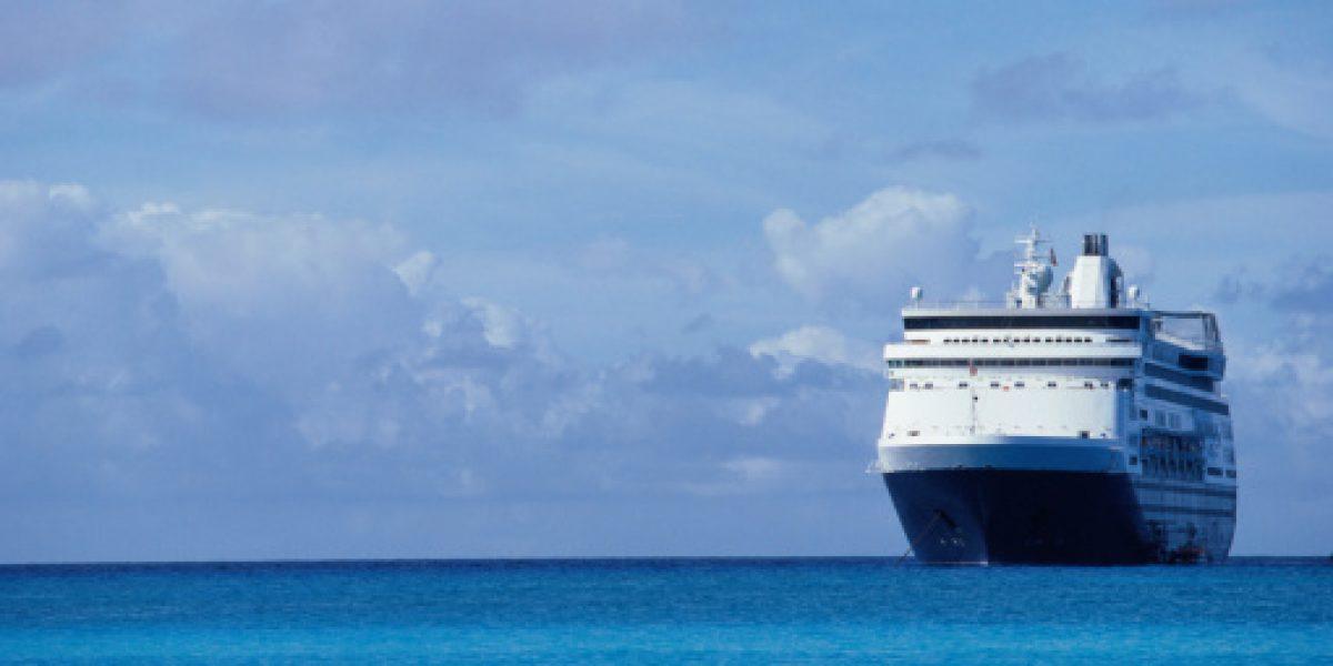 En la isla el crucero más grande del mundo