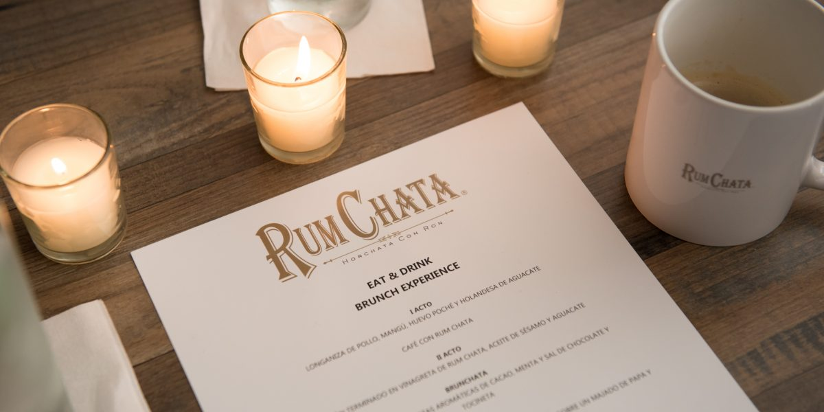 "RumChata celebró ""Eat and Drink Brunch Experience"""
