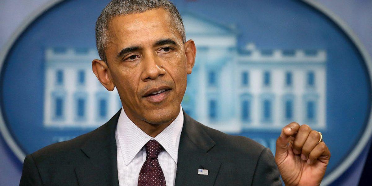 Barack Obama ordena sanciones contra funcionarios rusos por hackeo electoral