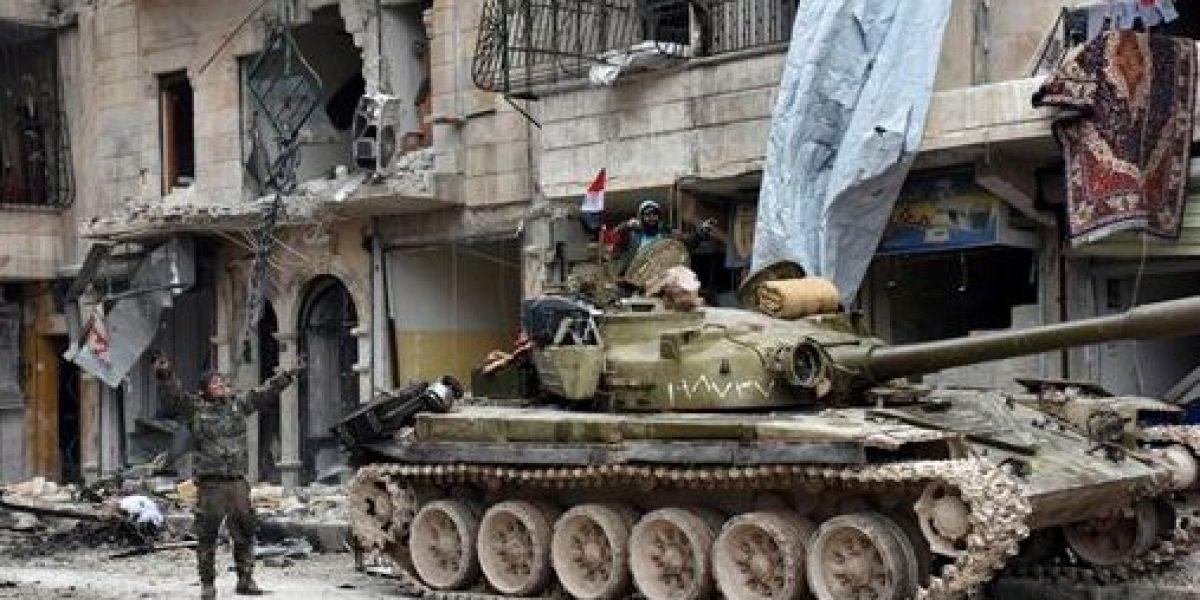 LO ÚLTIMO: Entra en vigor cese del fuego en Siria