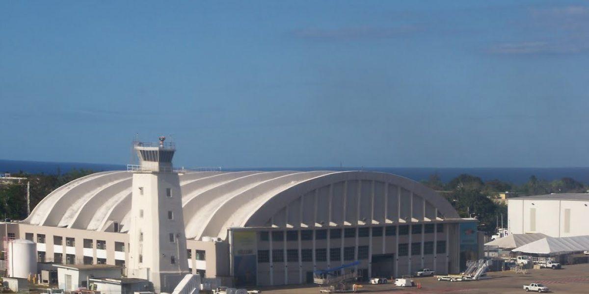 Policía incauta marihuana en aeropuerto de Aguadilla