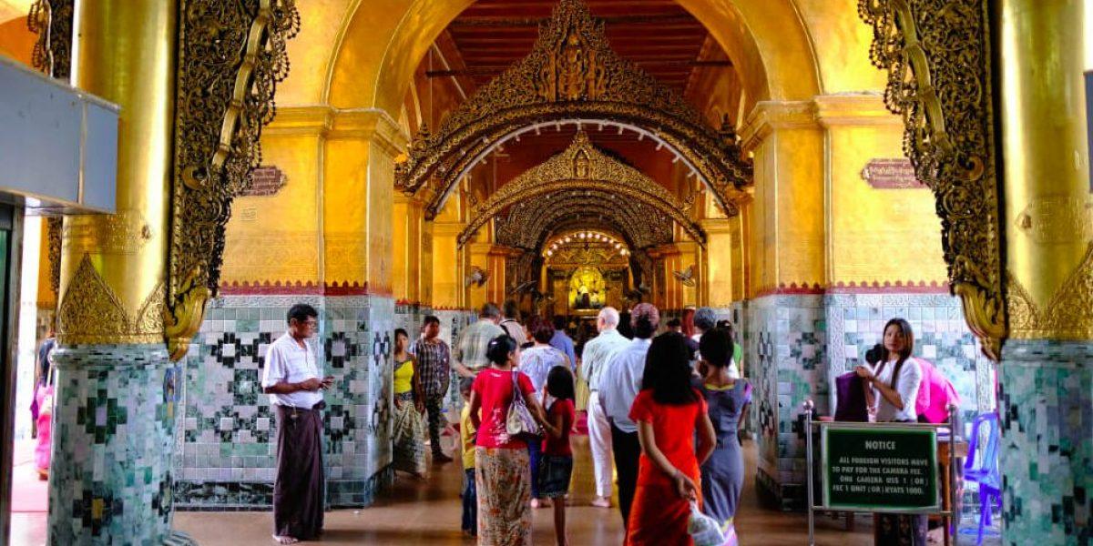 16 templos que no te puedes perder en Myanmar
