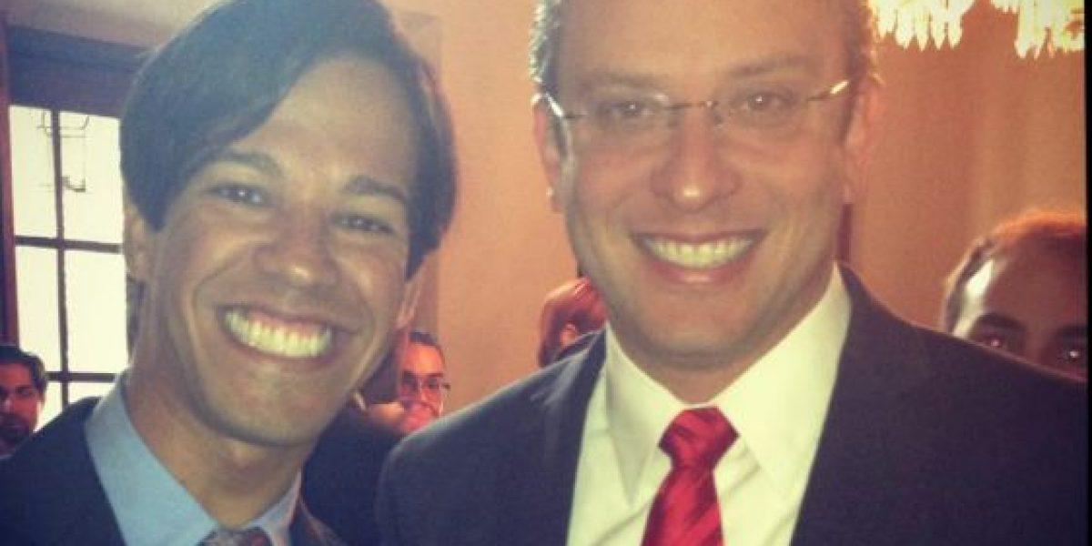 Pedro Julio agradece a AGP por