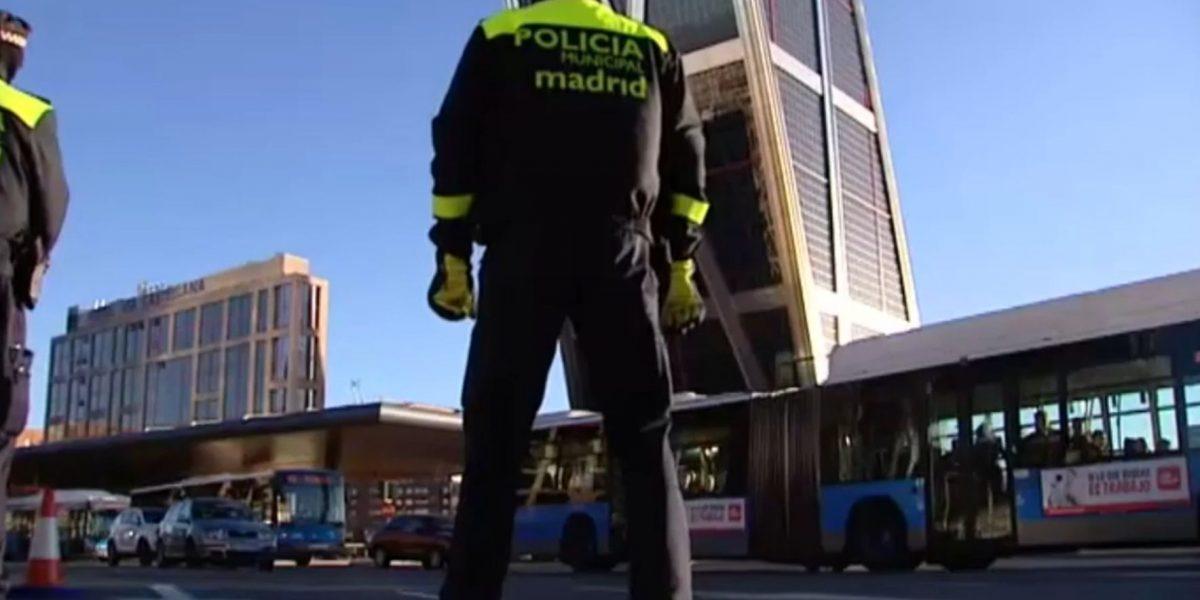 Madrid prohíbe entrada de camiones para evitar atentados