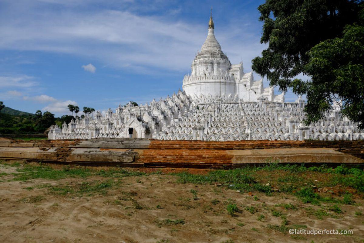 shin-phyu-me-pagoda. Imagen Por:
