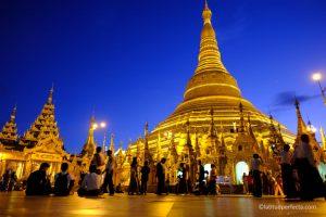 shwedagon-pagoda. Imagen Por: